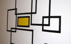 Duct Tape Wall Art