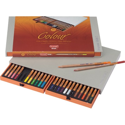 Bruynzeel Design Colour Colored Pencils Review