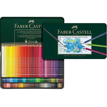 Faber Castell Albrecht Durer Watercolor Pencils Review