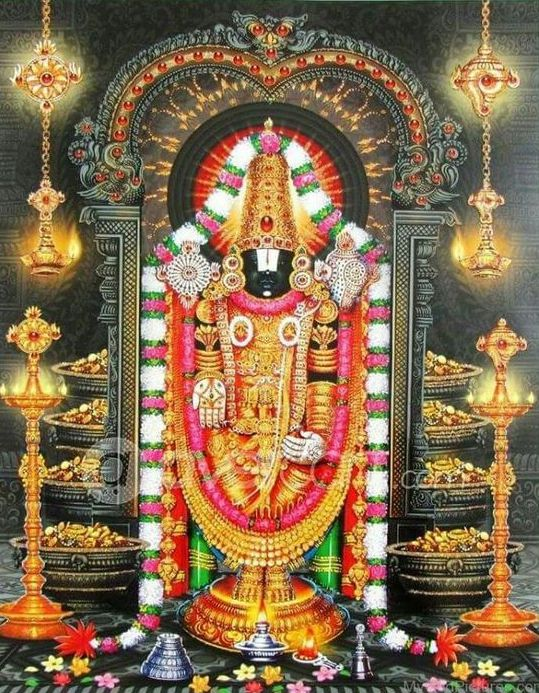 High Quality 3d Wallpapers Of Lord Venkateswara