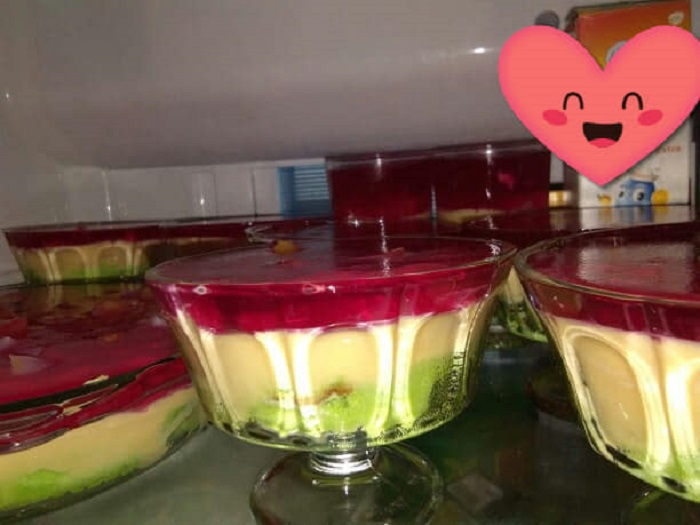 puding trifle