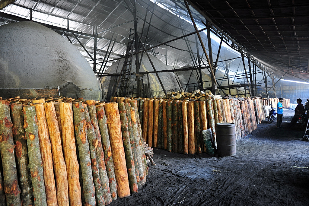 Charcoal Factory