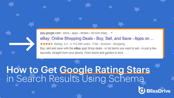 Tutorial - How to Get Google Rating Stars in Search Results Using Schema