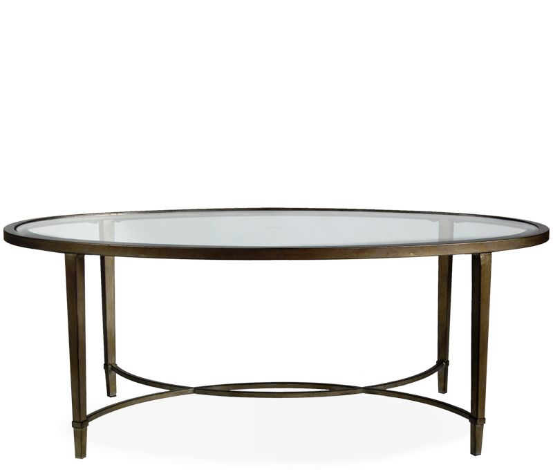 Meredith Oval Coffee Table