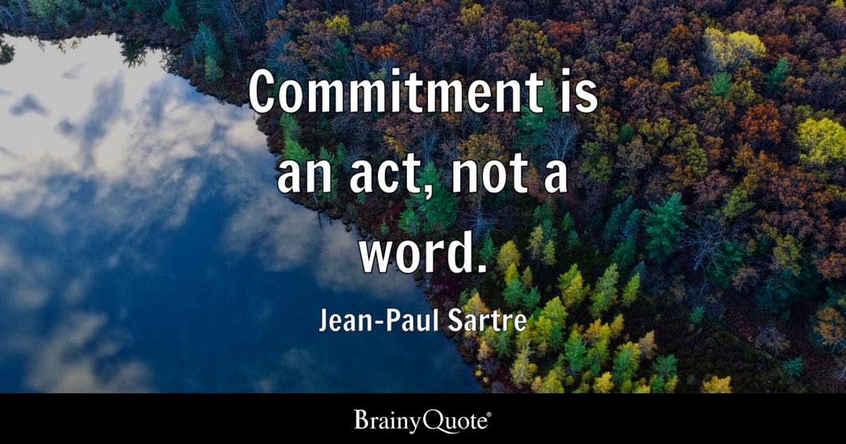 Quotes On Commitment 3