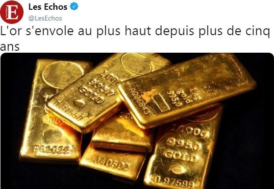 lesechos-gold-or