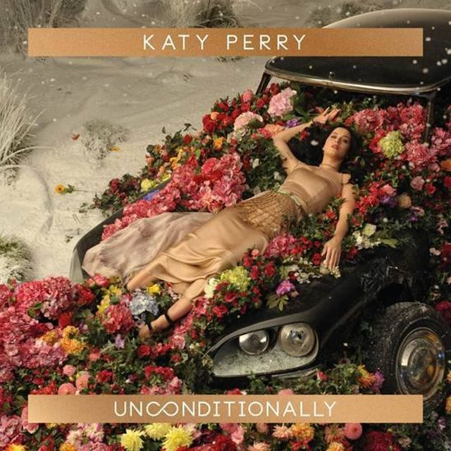 Katy Perry Unconditionally video
