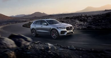 2019 Jaguar F-PACE SVR Goes Official