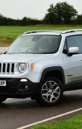 Jeep to Produce New Model Smaller than the Renegade