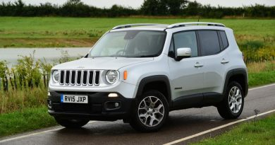 Jeep to Produce New Model Smaller than Renegade