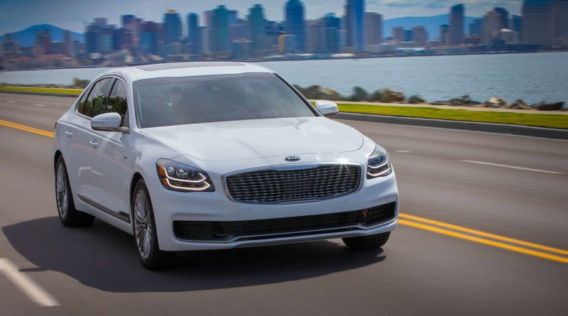 Kia Takes Luxury to the Next Level With the 2019 K900