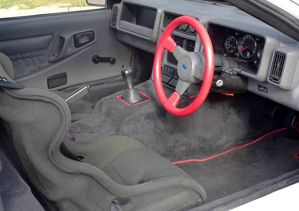 This 80's Ford is as Expensive as a new Bentley