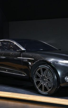 Aston Martin Varekai is not an Electric SUV