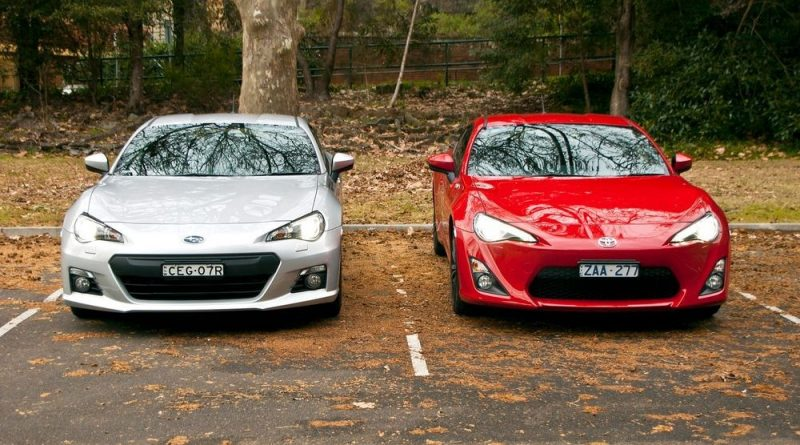 More Powerful Toyota 86 and Subaru BRZ Coming in 2021