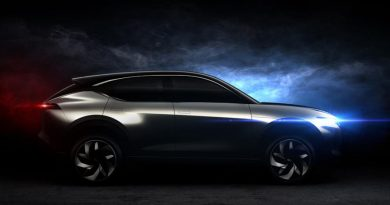 Pininfarina Teases K350 All-Electric SUV
