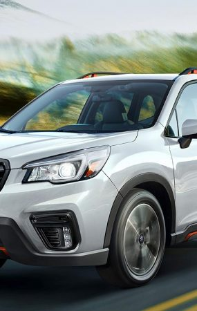 The 2019 Subaru Forester is Safer than Ever