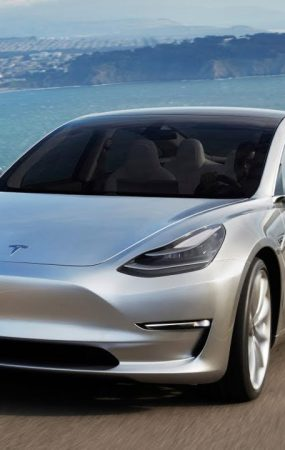 The Dual-Motor Tesla Model 3 Could Arrive in July