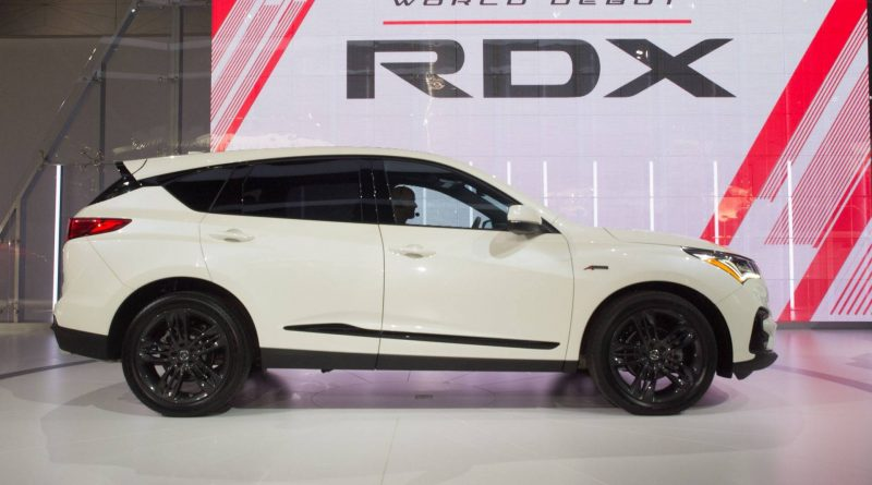 2019 Acura RDX: How Much and Economical is it?
