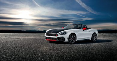 Limited Edition Abarth 124 Spider Monza Launches in Australia