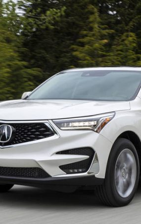 2019 Acura RDX Getting Tougher on Competition