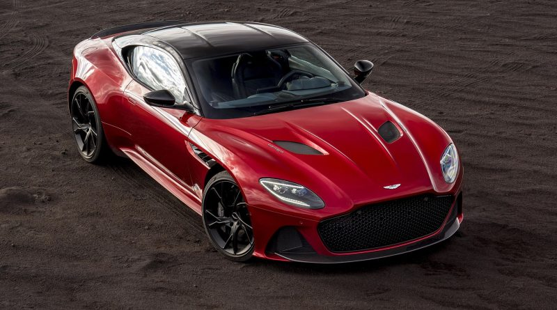 DBS Superleggera Returns Aston Martin to the Peak of Super GT Sector