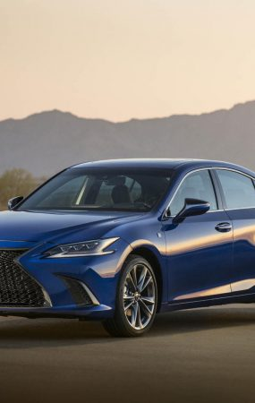 2019 Lexus ES Pricing Revealed