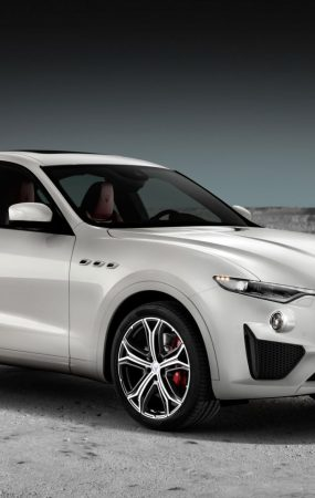 2019 Maserati Levante GTS: Reasonably-Priced Ferrari-Powered SUV