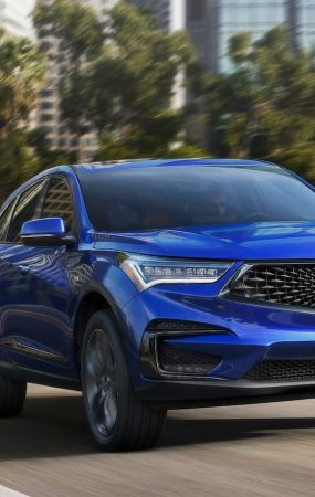 2019 RDX Helps Acura Breaks Multiple Sales Records