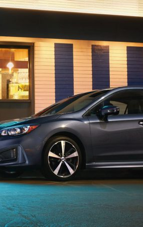 2019 Subaru Impreza is Just $125 More Expensive than 2018 Model