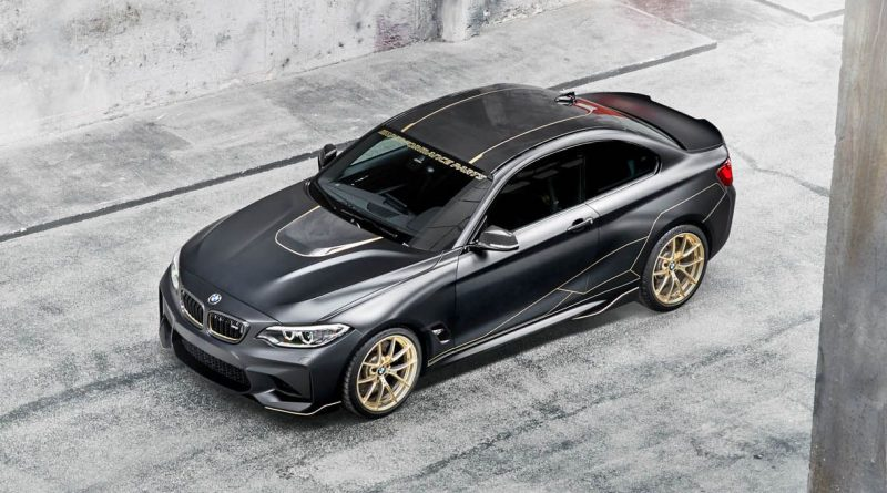 BMW M Performance Parts Concept Shows How to Lighten Your M2