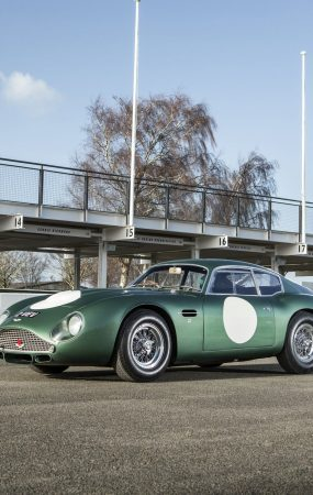 Bonhams Breaks Record After Selling £10m Aston Martin