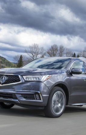 2019 Acura MDX Sport Hybrid Sales Kick Off From $52,800