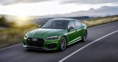 2019 Audi RS5 Sportback Price in the US Revealed