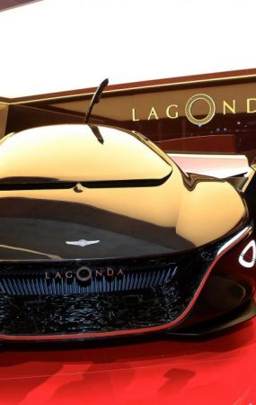 All-Electric Aston Martin Lagonda to Launch in 2021