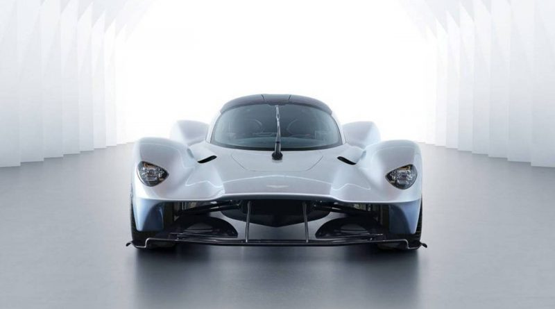 Aston Martin Valkyrie to Pack the Most Powerful Naturally Aspirated Engine