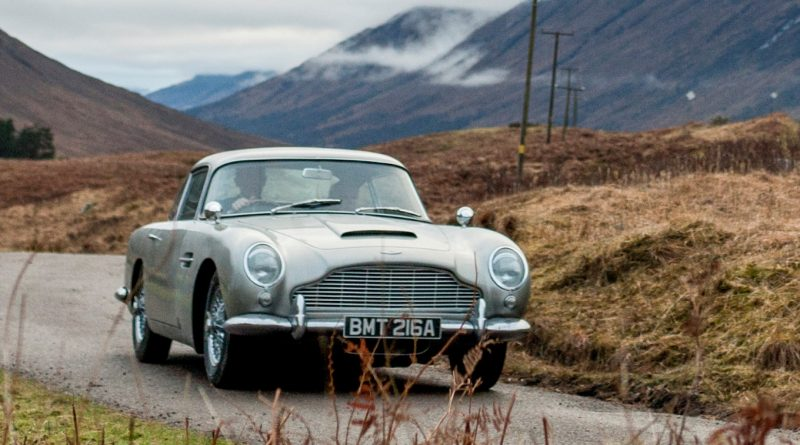 Aston Martin to Rebuild James Bond's Legendary DB5