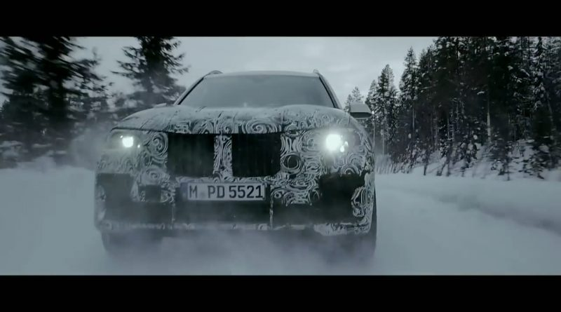 BMW Might Plan M Variant for X7 Crossover