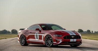 Hennessey Chooses 808 HP Heritage Mustang as its 10,000th Car