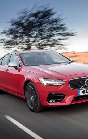 Volvo S90, V90, and XC90 Get T5 Petrol Engine in the UK