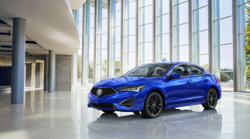 2019 Acura ILX is Much Sportier and Safer