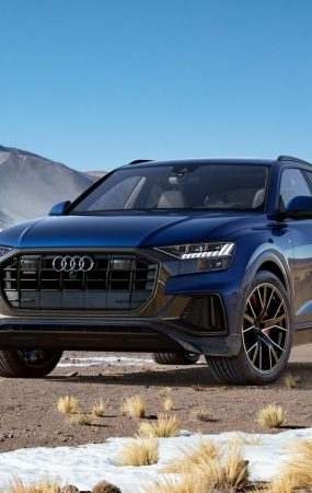 2019 Audi Q8 Flagship SUV Hits US Market, Priced From $68,395