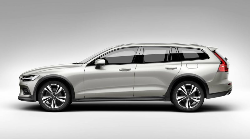 2019 Volvo V60 Cross Country Unveiled, What Makes it Different