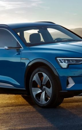 Audi EVs to Have 12-Min Charging Capability
