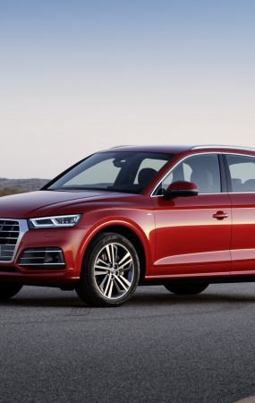 Audi Q5 e-tron Ready For 2019 Launch