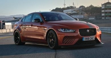 Jaguar XE SV Project 8 Unsurprisingly Sets Another Speed Record