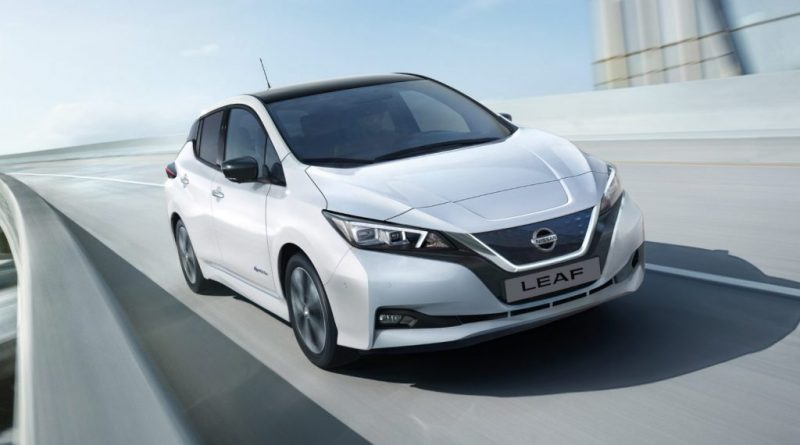 Nissan to Launch a Longer-Range Leaf