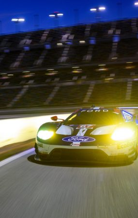 200 Ford GT Supercars Need Software Update to Prevent Fire