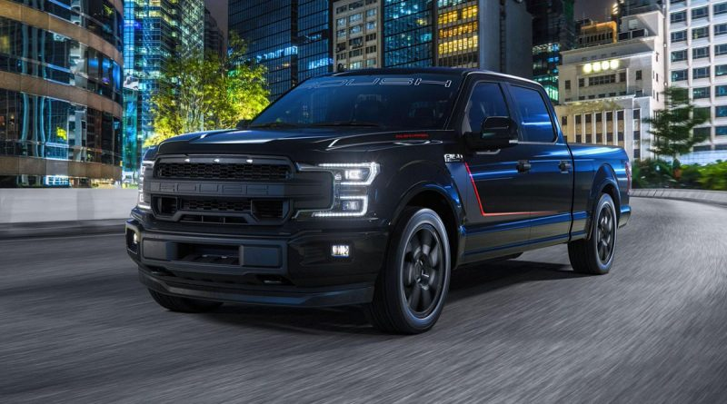 2018 Ford F-150 Roush Nitemare is a Serious Drag Truck