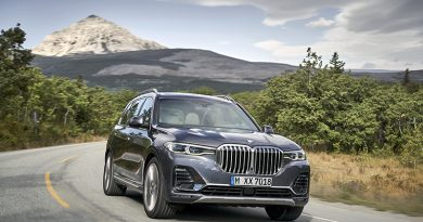 2019 BMW X7 Large SUV is Produced in the US