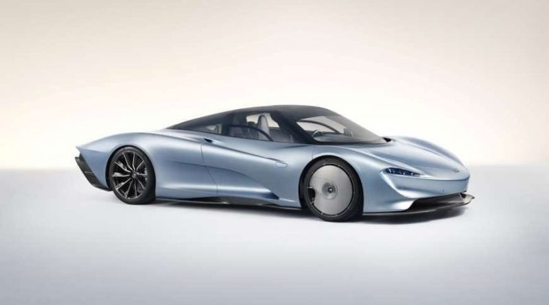 2019 McLaren Speedtail Costs $2.25 million, Not for Just Anyone